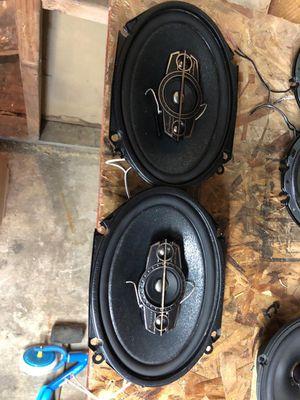 6X8 Pioneer Speakers for Sale in Woodburn, OR