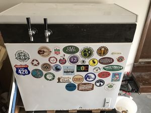 Kegerator and brewing equipment for Sale in CONCORD FARR, TN