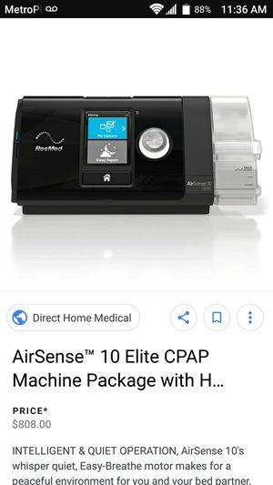 AirSense 10 CPAP machine for Sale in Philadelphia, PA