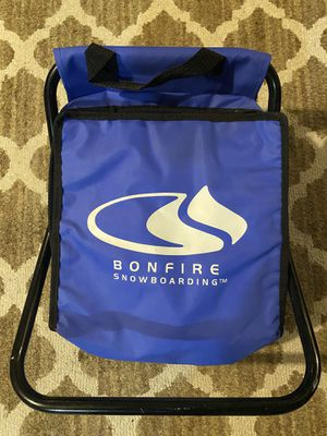 BONFIRE Insulated seat for Sale in Portland, OR