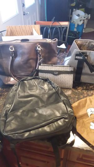 Lot of womens handbags and backpacks for Sale in Vancouver, WA