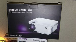 DBpower projector for Sale in Sanger, CA