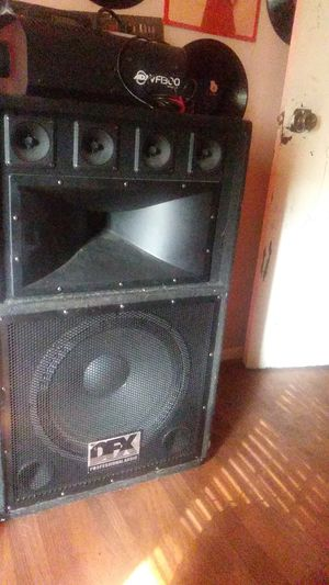 Dfx pro audio for Sale in Riverdale, GA