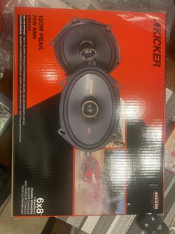 Brand new kicker speakers for Sale in Chicago,  IL