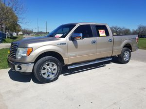 2011 FORD F-150 4X4 for Sale in Houston, TX