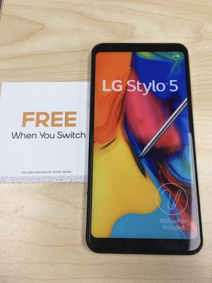 LG Stylo 5 - Boost Mobile for Sale in St. Petersburg, FL