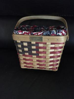 Longaberger 20th century basket - 1997 1st edition for Sale in Glendale, AZ