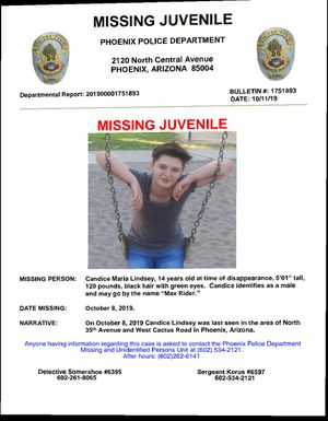 Missing. Please help me find my child for Sale in Phoenix, AZ