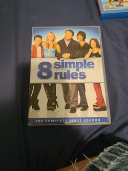 8 Simple Rules Season 1 for Sale in Cape Coral,  FL