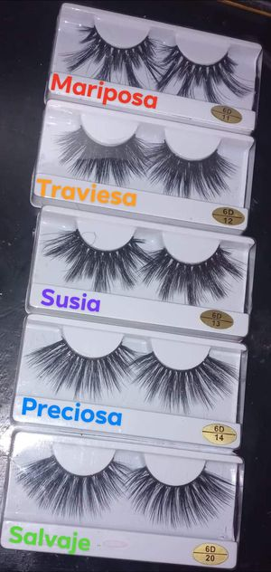 2 for 15. Lashes for Sale in Abilene, TX