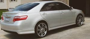 Like New 2007 Toyota Camry fully loaded for Sale in Dallas, TX