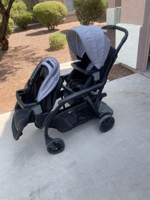 Graco double stroller for Sale in Avondale, AZ