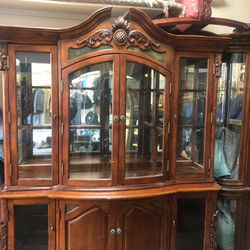 China Cabinet And Hutch for Sale in Orinda,  CA