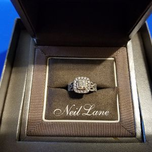 Neil Lane 1.25 carat diamond ring. On sale this weekend! for Sale in Bowie, MD