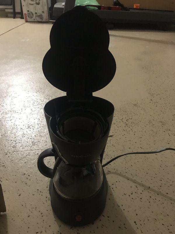 Insignia 5 cup coffee maker