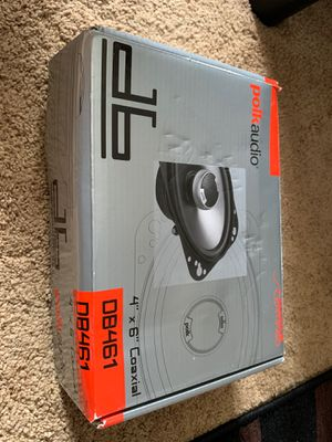 Polk Audio DB461 for Sale in Renton, WA