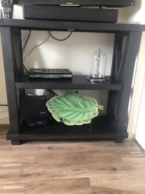 Beautiful almost brand new short bookcase for Sale in Huntington Beach, CA