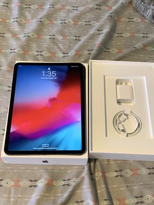 New Apple IPad Pro At&T Unlocked 64GB Space Grey for Sale in Lakewood, WA