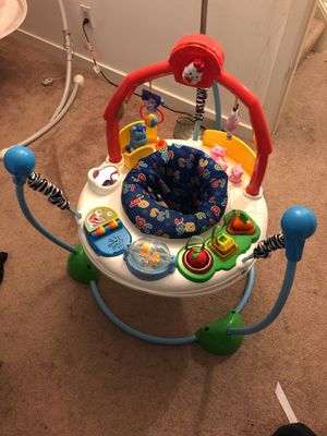 Fisher Price, laugh n learn jumperoo for Sale in Gaithersburg, MD