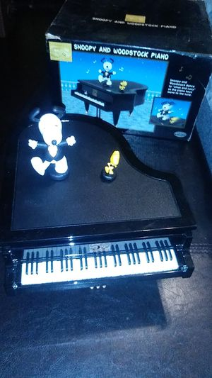 Snoopy piano $15 for Sale in Houston, TX