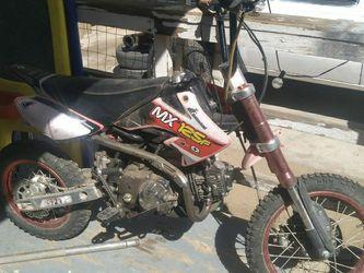 SSR 125 4stroke for Sale in Hesperia,  CA