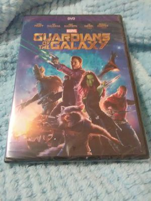 Guardians of the galaxy DVD for Sale in Weatherby, MO