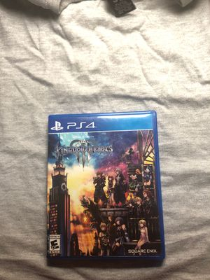 Kingdom hearts 3 and FIFA 19 for Sale in Austin, TX