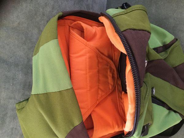 Crumpler 15 inch Laptop Backpack Very Nice