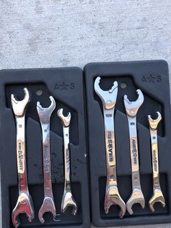 Open End Ratchet Wrench Set for Sale in Las Vegas,  NV