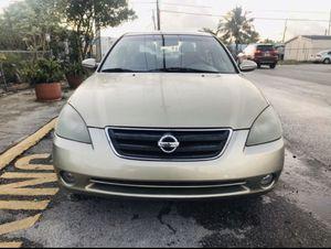 2004 Nissan Altima for Sale in Pembroke Pines, FL