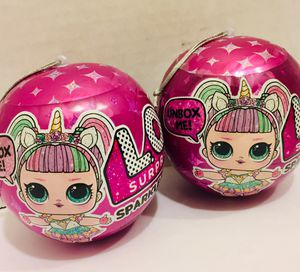 New! LOL Surprises 7 items per Ball 2 for $10 for Sale in Henderson, NV