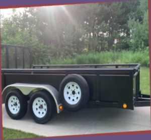 EXCELLENT 2011 PJ UTILITY TRAILER FOR SALE $ 1002 AVAILABLE for Sale in Denver, CO