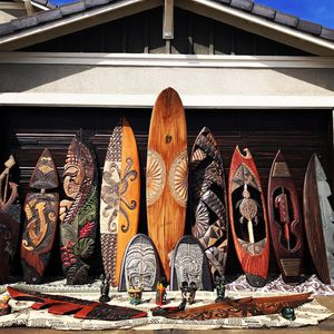 Surfboard carvings for Sale in Scottsdale, AZ