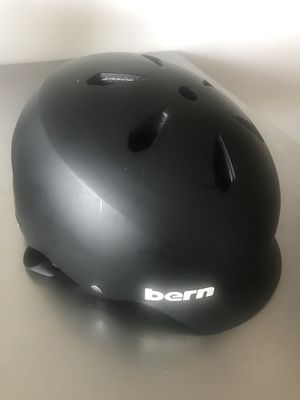 Women's Bern Bicycle Helmet Size S/M for Sale in Portland, OR