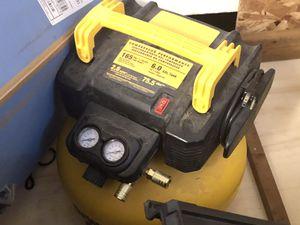 DEWALT 6Gal 165PSI Pancake Air Compressor for Sale in Eugene, OR