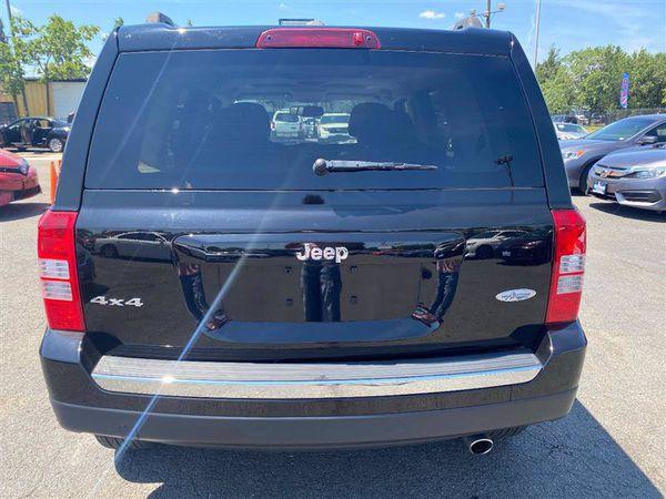 2017 Jeep Patriot