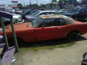1965 ford mustang for Sale in Selma, AL