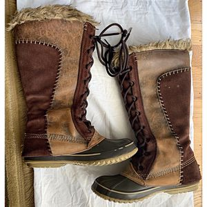 Sorel Cate the Great Tall Winter Boots for Sale in Birmingham, MI