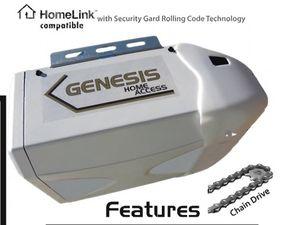 Genesis garage door opener for Sale in Los Angeles, CA