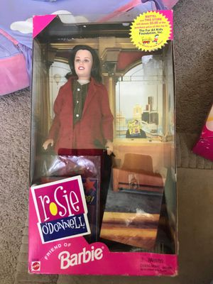 New rosie o'Donnell barbie for Sale in Sacramento, CA
