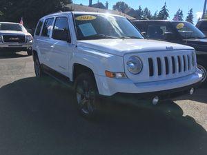 2015 Jeep Patriot high altitude for Sale in Everett, WA
