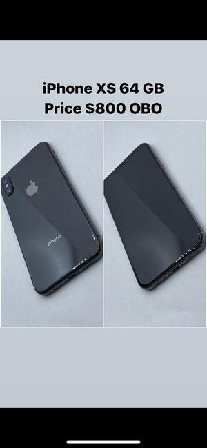 Iphone XS 64gb for Sale in Richmond, VA