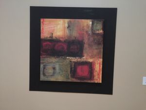 Contemporary wall painting for Sale in Peoria, IL