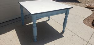 Vintage table 40 inch square OBO for Sale in Phoenix, AZ