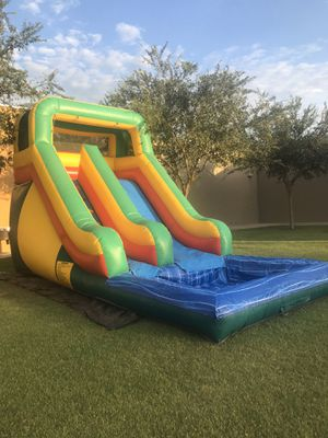 Waterslide for easter 🐣 for Sale in Scottsdale, AZ