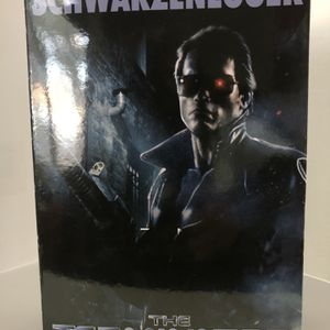 NECA The Terminator action figure!!! for Sale in Reno, NV