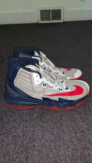 Nike Airmax Audacity 2016 - Basketball Shoes - Size 9 for Sale in Philadelphia, PA