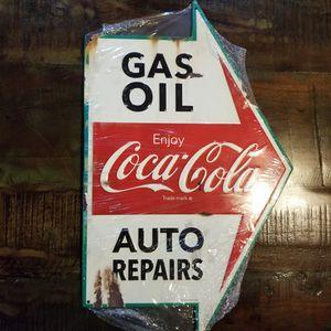 11x18 Coca-cola garage sign metal NEW for Sale in Artesia, CA
