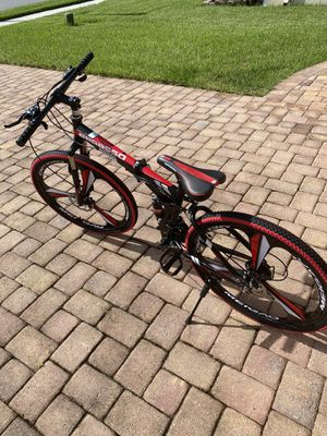 Mountain folded bikes for Sale in Orlando, FL
