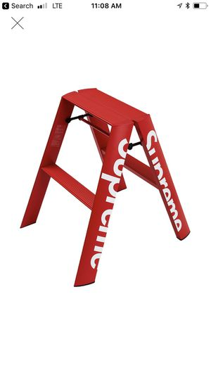 Supreme Step Ladder for Sale in Brooklyn, NY